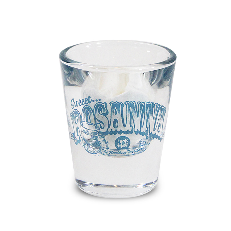 """ROSANNA"" SHOT GLASS"