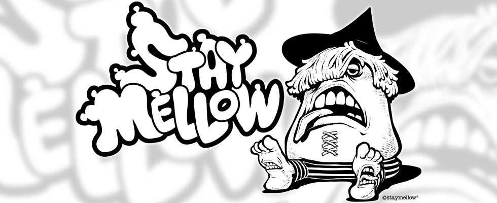 STAY MELLOW LOGO 04