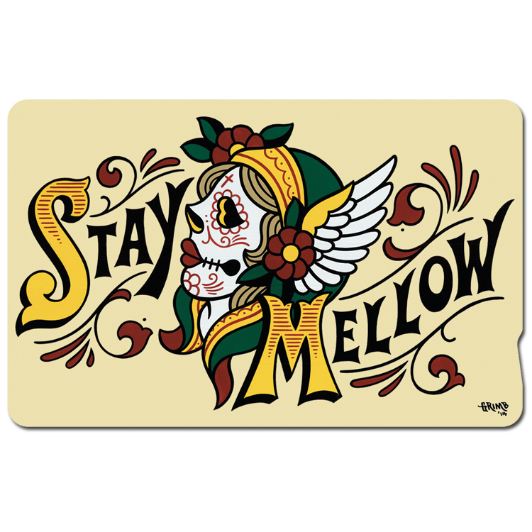 STAYMELLOW IC CARD sticker series 002