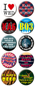 25 mm CAN BUTTON / 全10種