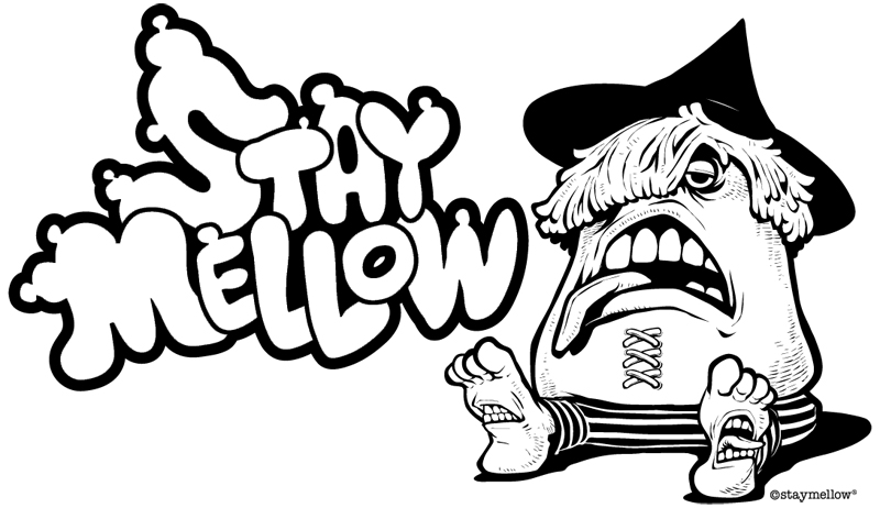 STAYMELLOW logo works 04