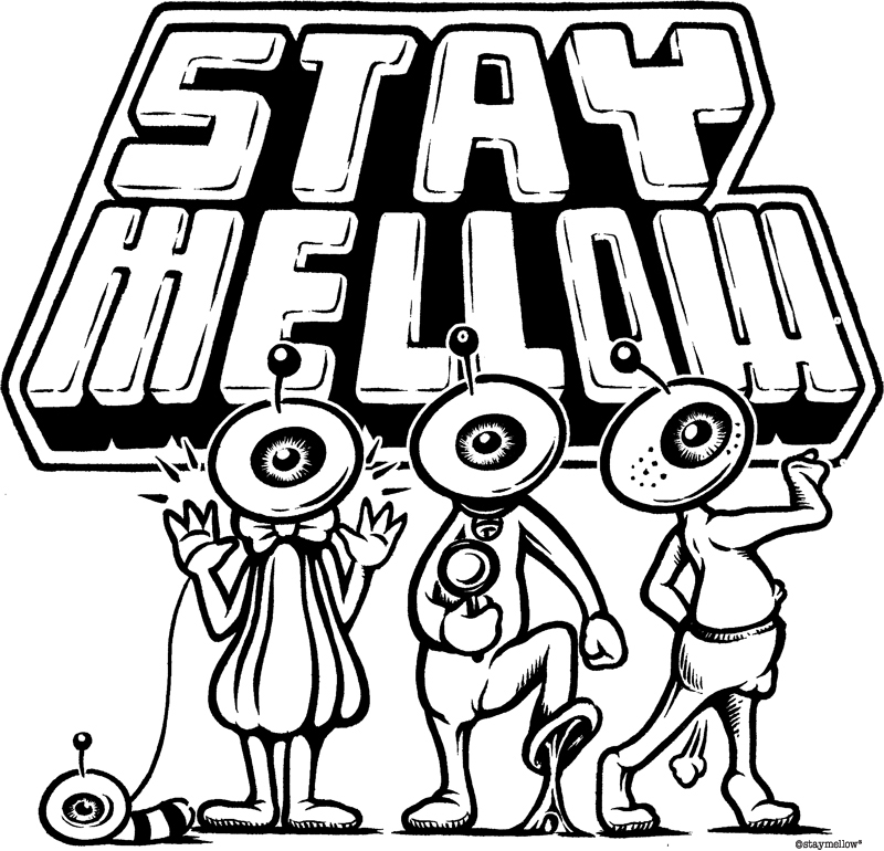 STAYMELLOW logo works 02