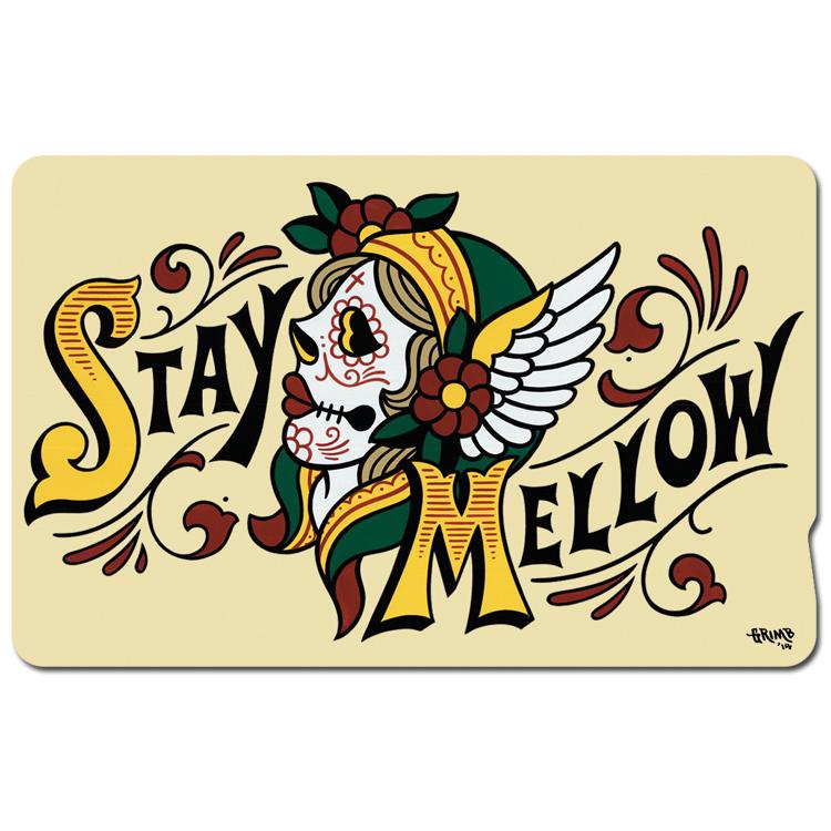 STAYMELLOW IC CARD sticker series 002