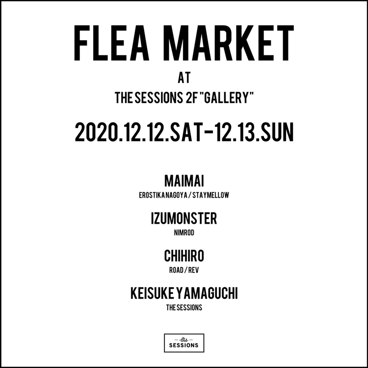 FLEA MARKET at THE SESSIONS